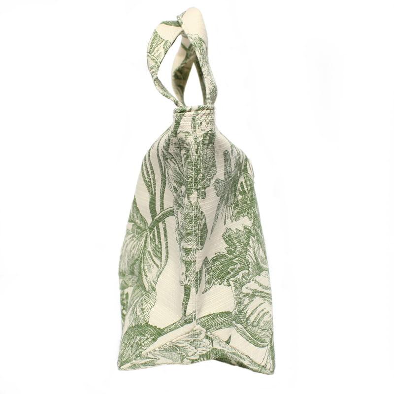 エルウッドバッグ 白・緑 – ELWOOD BAG(GREEN)