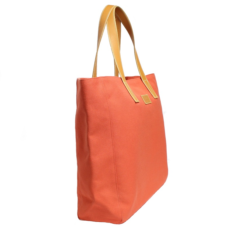 マンハッタントートバッグ オレンジ – MANTHATTAN TOTE BAG