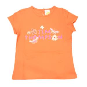 Tシャツ-子供用(オレンジ) - T-SHIRT CHILD ORANGE