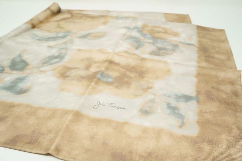 ジムトンプソンスカーフ(Jim Thompson scarf)-W8388/8956A