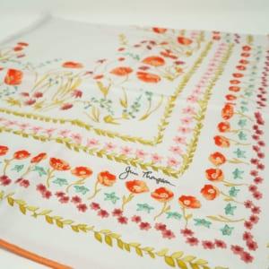 ジムトンプソンスカーフ(Jim Thompson scarf)-WS388/8947A