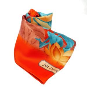 ジムトンプソンスカーフ(Jim Thompson scarf)-PSB80007A