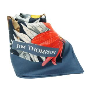 ジムトンプソンスカーフ(Jim Thompson scarf)-WS004/80074E